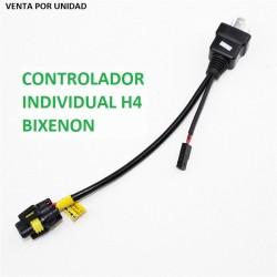 CONTROLADOR INDIVIDUAL H4 BI-XENON