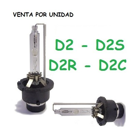 BOMBILLA D2 D2S D2R D2C PARA XENON DE SERIE 35W