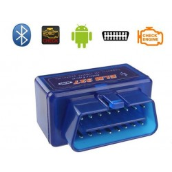 DIAGNOSIS UNIVERSAL OBD DESDE EL MOVIL ELM327 BLUETOOTH TORQUE ANDROID