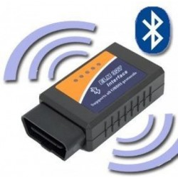 DIAGNOSIS UNIVERSAL OBD ELM327 BLUETOOTH MULTI MARCA VER BORRAR ERROR
