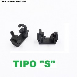 ADAPTADOR H1 CONVERSION LED Y XENON TIPO S KIA FORD