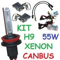 KIT XENON H9 55w CANBUS NO ERROR COCHE