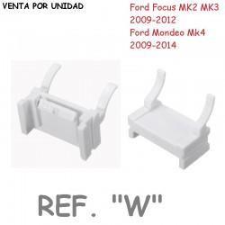 Adaptador Conversión Bombillas H7 Led y Xenon Ref. W Ford Focus Mondeo