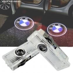 Proyector láser Insignia Logo BMW Apertura de puerta del coche led