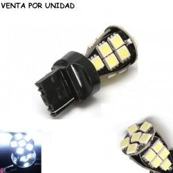 T20 W21/5W 21 LED Canbus Bombilla No Error Coche 7443 580 7442 7440 W21W