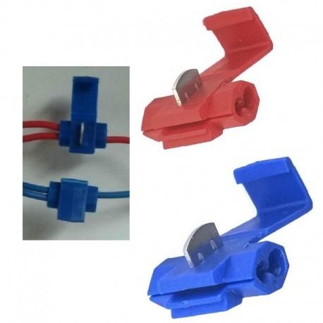 Pinzas Empalma Cables Fácil Sin Corte Ni Pelar Cable