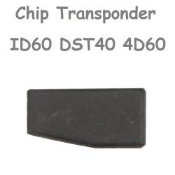 Chip de Carbono Trasponder ID60 4D60 DST40 de 40 Bits