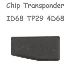 Chip de Carbono Trasponder ID68 TP29 4D68 de 40 Bits