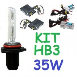 KIT XENON HB3 9005 35w (ESTANDAR) COCHE