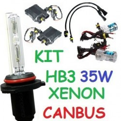 KIT XENON HB3 9005 35w CANBUS NO ERROR