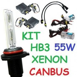 KIT XENON HB3 9005 55w CANBUS NO ERROR COCHE
