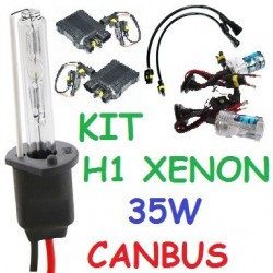 KIT XENON H1 35w CANBUS NO ERROR