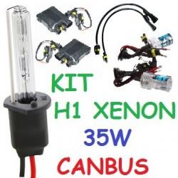 KIT XENON H1 35w CANBUS NO ERROR