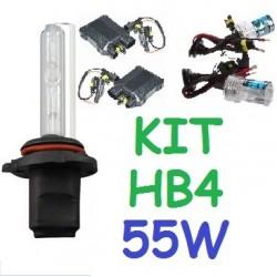 KIT XENON HB4 9006 55w (Alta Potencia) COCHE