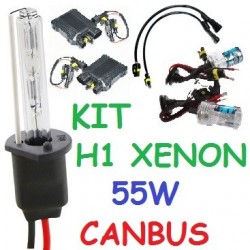 KIT XENON H1 55w CANBUS NO ERROR COCHE
