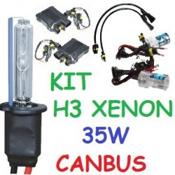 KIT XENON H3 35w CANBUS NO ERROR
