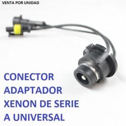 ADAPTADOR DE BOMBILLAS UNIVERSALES PARA XENON DE SERIE D2S D2C D2R D4S