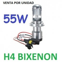 BOMBILLA H4 9003 XENON 55W