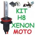 KIT XENON H8 MOTO